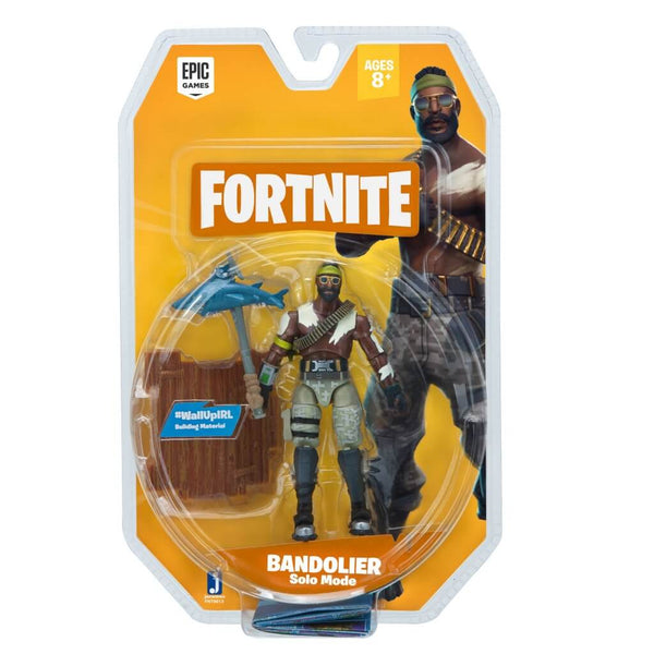 Fortnite Solo Mode Figure 1 Figure Pack Bandolier