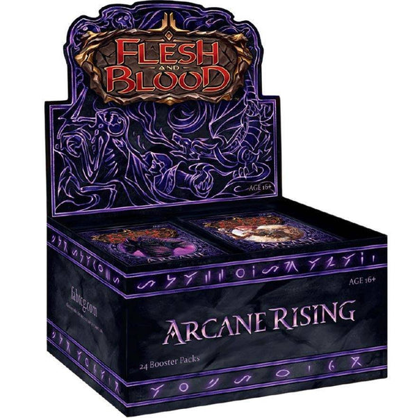 Flesh And Blood - TCG - Arcane Rising Booster Box | 1st Edition