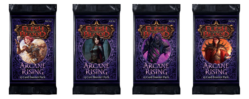 Flesh And Blood - TCG - Arcane Rising Booster Box