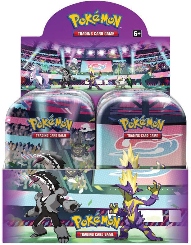 Pokemon - TCG - Galar Power Mini Tin