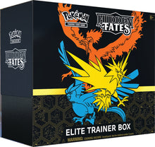 Pokemon - TCG - Elite Trainer Box- Hidden Fates