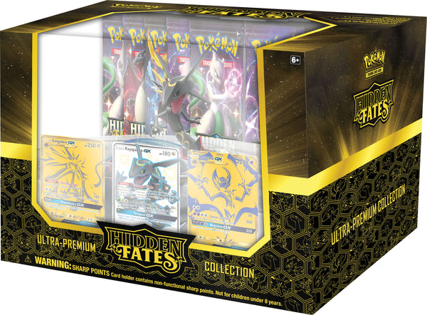 Pokemon - TCG - Hidden Fates - Ultra Premium Collection