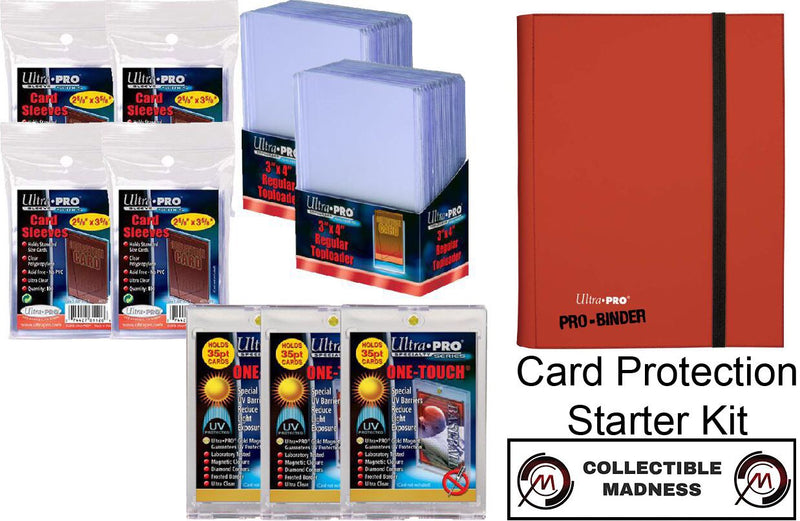 ULTRA PRO -  Card Protection Starter Kit