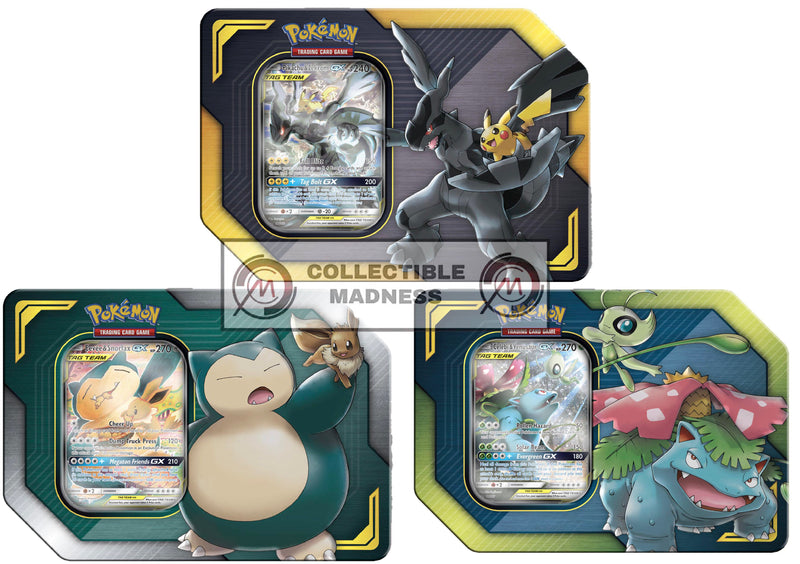 Pokemon - TCG - Tag Team Tin