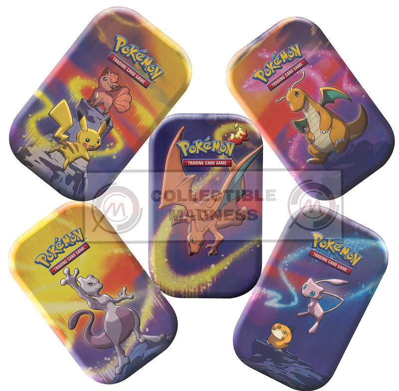 Pokemon - TCG - Kanto Power Mini Tin