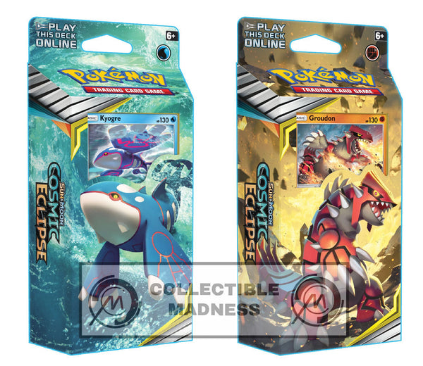 Pokemon - TCG - Cosmic Eclipse Theme Deck