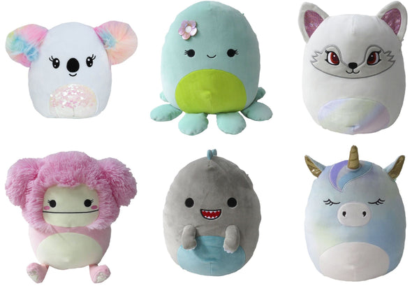 "SQUISHMALLOWS 5"" Assortment"