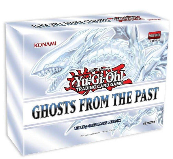 YU-GI-OH! TCG - Ghosts from the Past Collectors Box