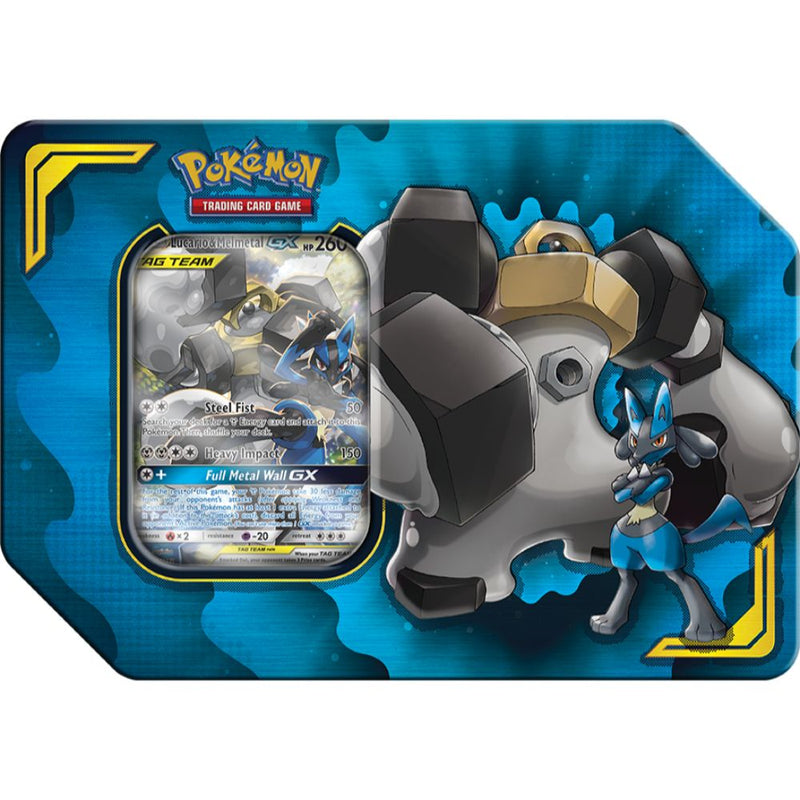 Pokemon - TCG - POWER PARTNERSHIP TIN