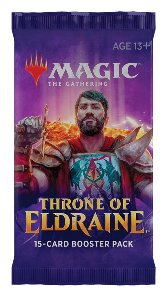 MAGIC: The Gathering - Throne of Eldraine Booster Box