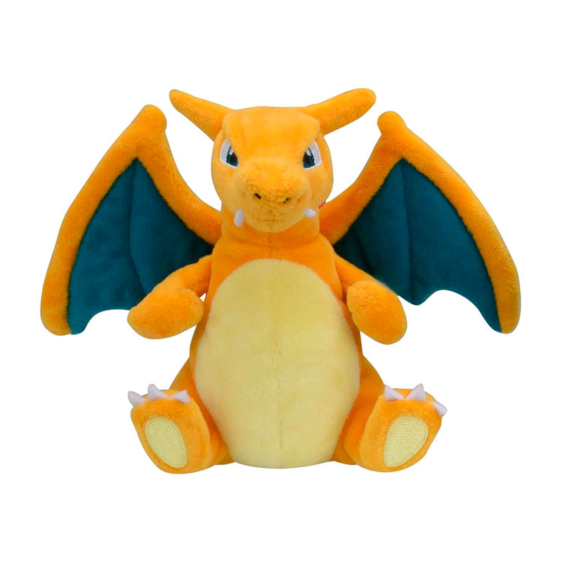 Pokemon Center Original - Charizard Sitting Cuties Plush - 7 In.
