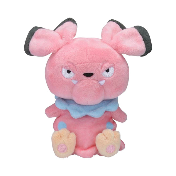 Pokemon Center Original - Snubbull Sitting Cuties Plush - 5 ¾ In.