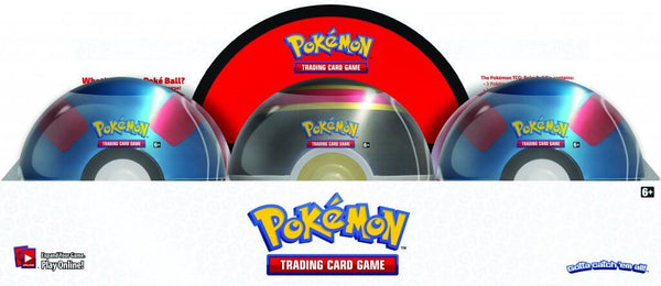 Pokemon - TCG - Pokeball Tins - Series 2