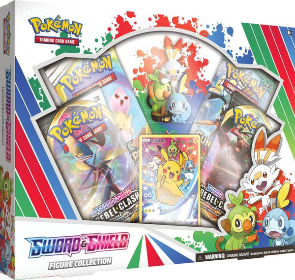 Pokemon - TCG - Sword and Shield Figure Collection