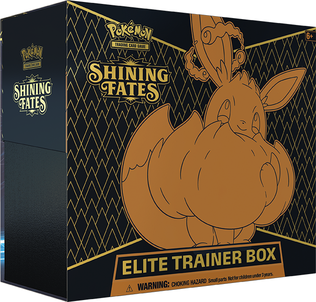 Pokemon - TCG - Elite Trainer Box- Shining Fates