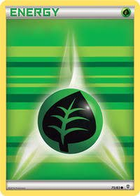 Pokemon - TCG - Grass ENERGY Cards x10