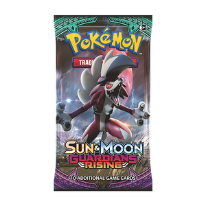 Pokemon - TCG - Guardians Rising Booster Pack Options