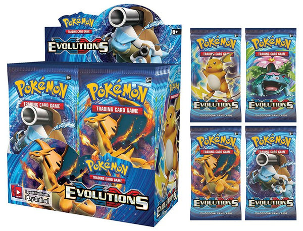 Pokemon Evolutions Booster Box