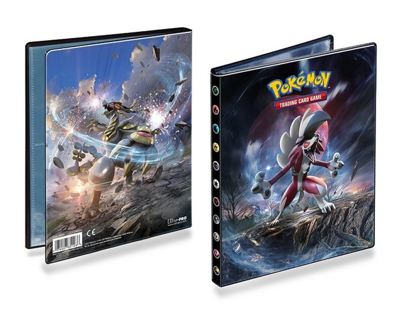 POKEMON - Portfolio - 4PKT Guardians Rising