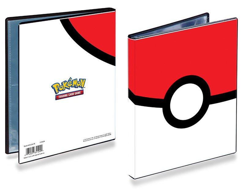 POKEMON - Portfolio - 4PKT Pokeball 6 Pack