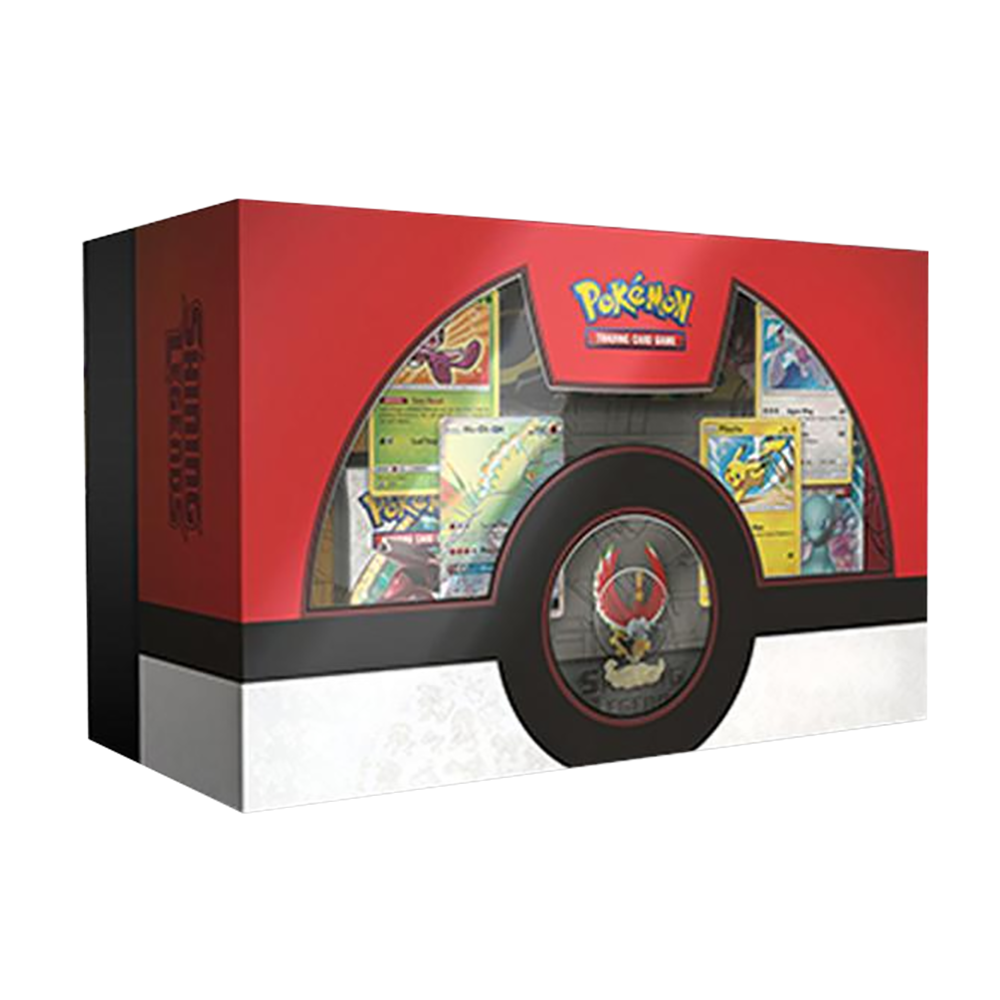 TCG -Shining Legends Super Premium Ho-Oh