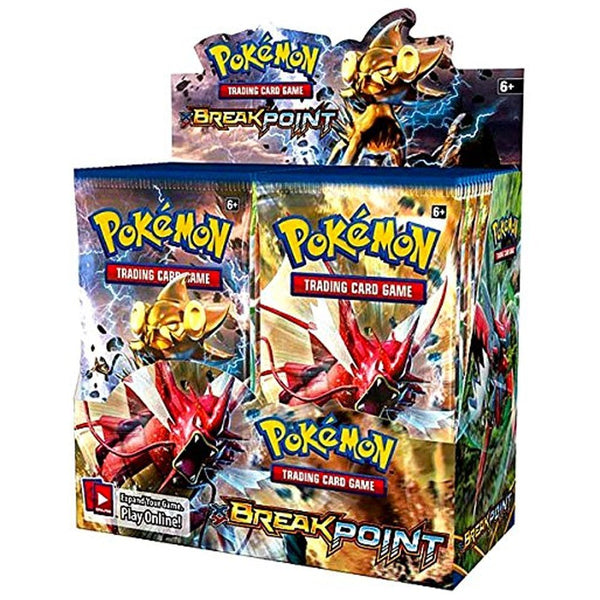 Pokemon - TCG - XY Break Point Booster Box