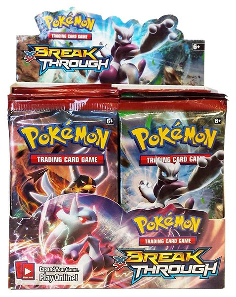 Pokemon BreakThrough Booster Box