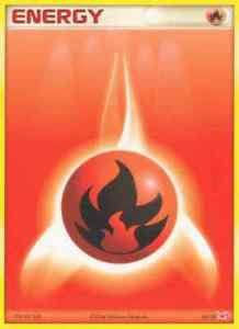 Pokemon - TCG - Fire ENERGY Cards x10