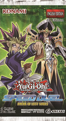 YU-GI-OH! - TCG - Arena of Lost Souls Speed Duel 4 x card Booster Pack Options