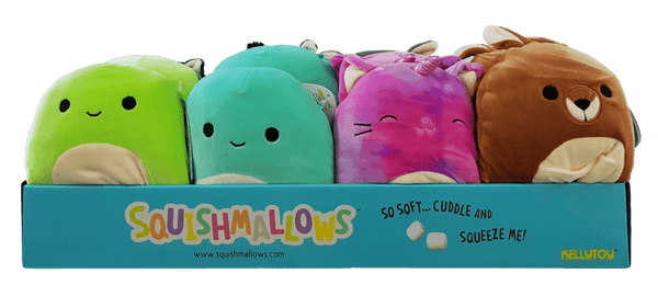 "SQUISHMALLOWS 7"" Plush Assortment B"