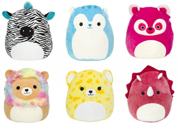 "SQUISHMALLOWS 5"" Bright Assortment"
