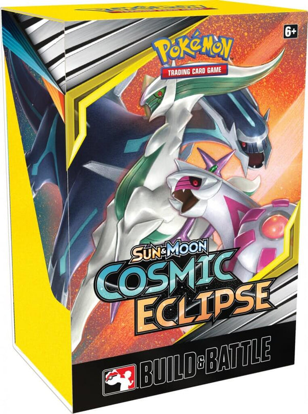Pokemon - TCG - Sun & Moon Cosmic Eclipse Build & Battle Box