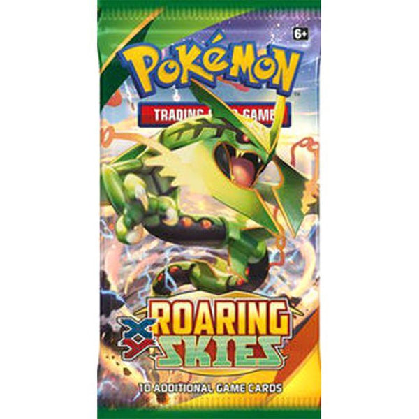 Pokemon - TCG - Roaring Skies Booster Pack Options