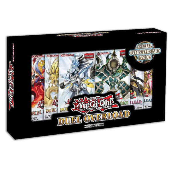 YU-GI-OH! TCG Duel Overload Collection Box