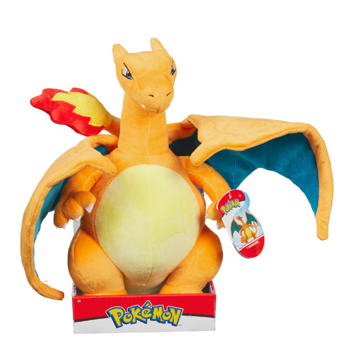 Pokemon - 12 Inch Plush - Wave 2 - Charizard