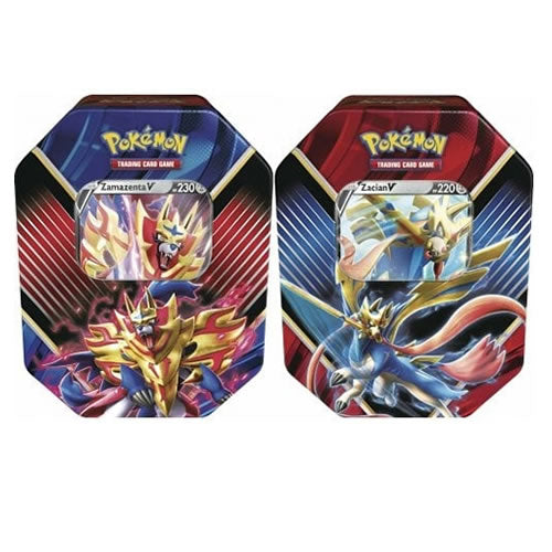 Pokemon - TCG - Legends of Galar Tins (EU Version)
