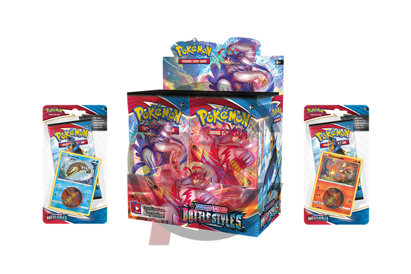 Pokemon - TCG - Battle Styles Booster Box Bundle #2