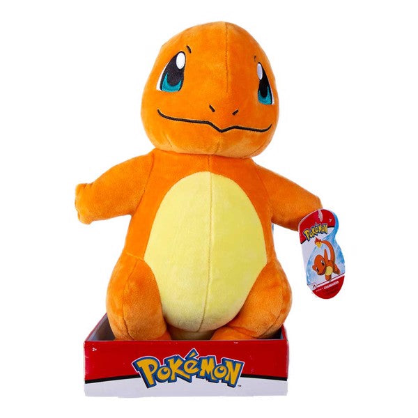 "Pokemon Plush Assortment 12"" - Charmander"