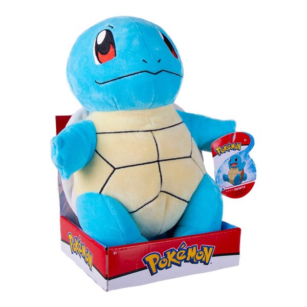 "Pokemon Plush Assortment 12"" - Squirtle"