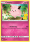 132 / 214 Clefairy - Common
