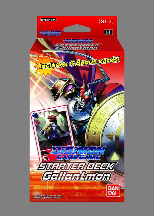 Digimon - TCG - Series 06 Gallantmon Starter Deck