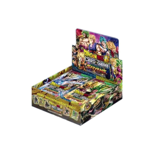 Dragon Ball Super Card Game Series 7 Assault Of The Saiyans Booster Box