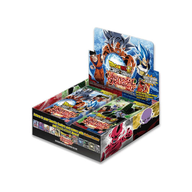 Dragon Ball Super Card Game Series 9 Universal Onslaught Booster Box