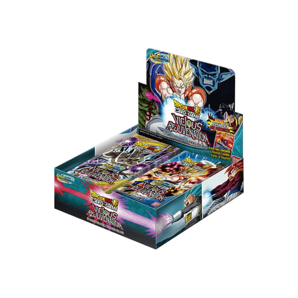 Dragon Ball Super Card Game Unison Warrior Series - Vicious Rejuvenation Booster Box