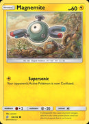 058/ 236 Magnemite - Common Reverse Holo