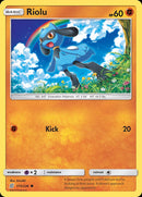 115/ 236 Riolu - Common