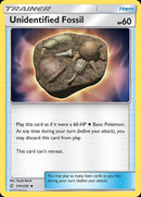 210/ 236 Unidentified Fossil - Uncommon