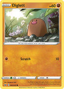092 / 202 Diglett - Common