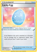 167 / 202 Lucky Egg - Uncommon Reverse Holo