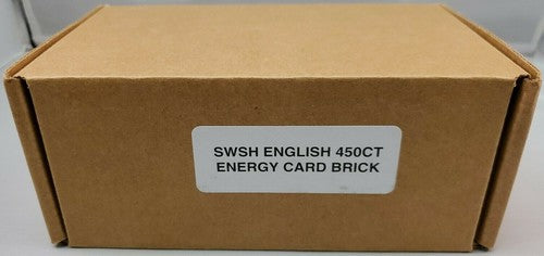 Pokemon - TCG - Sword and Shield Energy Card Brick (450ct)